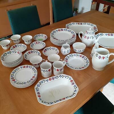 ADAMS 'Old Colonial' DINNER SERVICE Plates, Bowls Etc. MAKE YOUR SELECTION • 6£