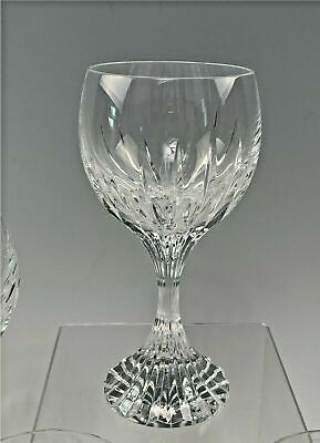Baccarat Massena Pattern 6 1/2  Inch Wine Glass • 57.78£