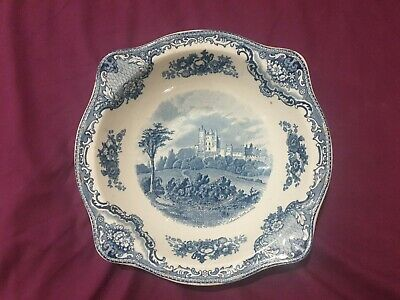Johnson Bros England Bowl Old Britain Castles Vintage • 2£