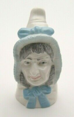 ROYAL WORCESTER MRS CAUDLE CANDLE SNUFFER C.1976 - PERFECT • 14.99£