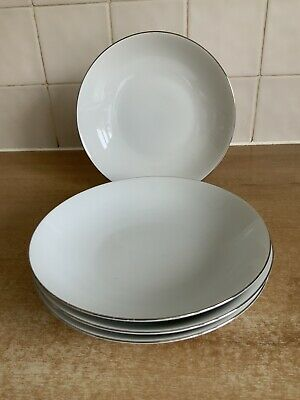 Thomas Medaillon Narrow Platinum - 4 X 19 Cm Bowls • 28£