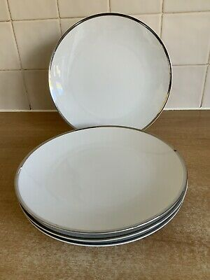 Thomas Medaillon Wide Platinum Band - 4 X 24 Cm Plates • 20£