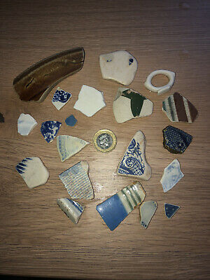 Anglesey Sea Pottery • 0.99£