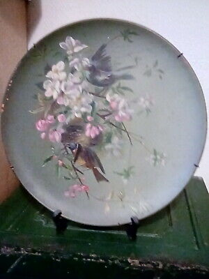 Antique Watcombe Torquay Terracotta Plate / Charger  • 60£