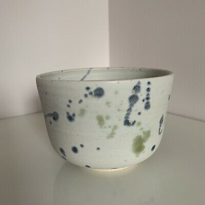 Handmade In London Medium Plant Pot / Bowl One Of A Kind Anthropology Style • 10£