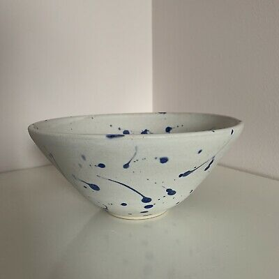 Handmade In London Medium Wide Bowl One Of A Kind Perfect Christmas Present • 12£