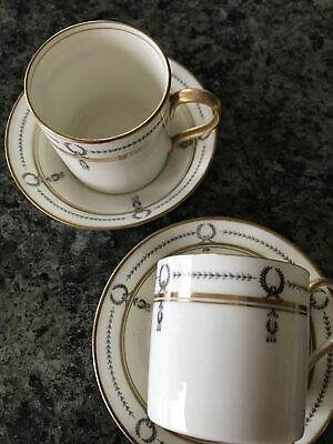Aynsley 2 Cup & Saucers  • 5£