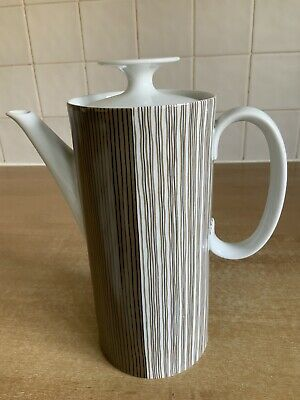 Thomas China Medaillon Tourmaline - 2 Pt Coffee Pot • 10£