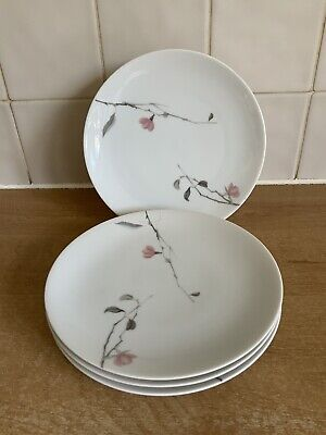 Thomas China - Quince - 4 X 17.5 Cm Side / Tea Plates • 20£