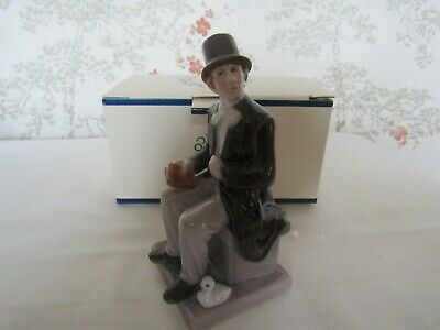 Royal Copenhagen Annual Figure 2014 Hans Christian Anderson Rare Displayed Only • 50£