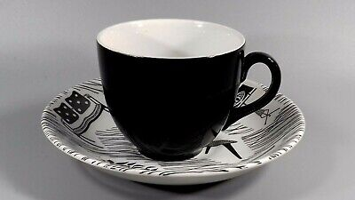 Vintage Ridgway Homemaker Cup Saucer Mid Century • 9.99£