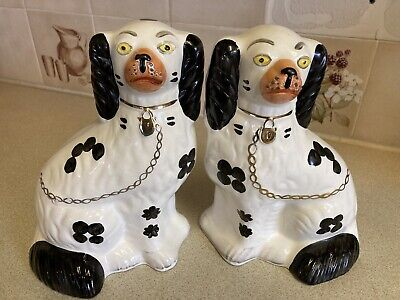 Arthur Wood China Dogs - Excellent • 15£