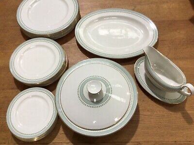 Royal Doulton Berkshire TC1021 Porcelain 1964 Plates Serving Dish Job Lot #1998 • 15£