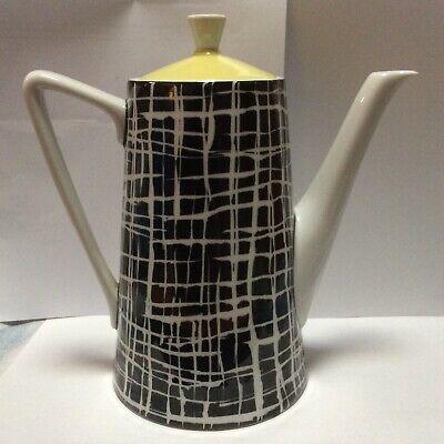 1950s Wawel Abstract Design Coffee Pot  • 16£