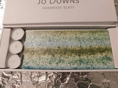 Jo Downs Candlestand Green • 10£