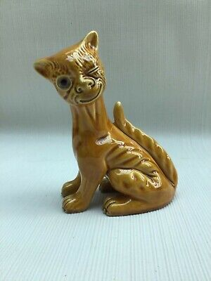 ALLER VALE Grotesque Winking Cat By BLANCHE VULLIAMY, C.1900 - VGC • 125£