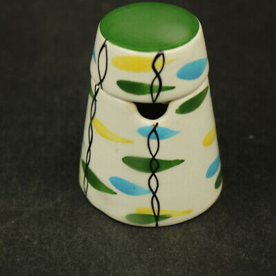 Secla Portugal MCM Small Mustard Pot - Just Lovely! • 4£