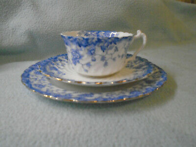 Ref 001 Rare Fenton Pottery Co The Royal China Works  Trio Cup Saucer Plate 1910 • 15£