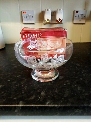 Eternity Footed Bowl • 5£