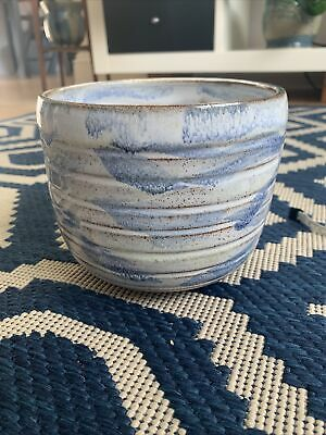 Handmade In London Ceramic Bowl / Pot One Of A Kind • 10£
