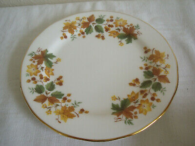 Queen Anne Bone China - Small Plate - Good Condition • 4.99£