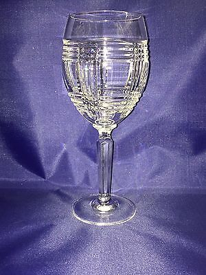 "Ralph Lauren GLEN PLAID Lead Crystal Wine Glass(es) ~ 8 ¼"" • 149.46£"