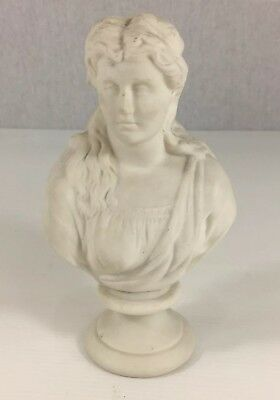 Parian Bust Of Princess Beatrice By J&TB. 17cm In Height • 99£