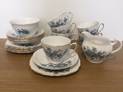 Royal Vale Pattern 7911 Tea Set • 80£