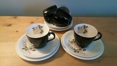 Vintage Part Tea Set, 13pc • 15£