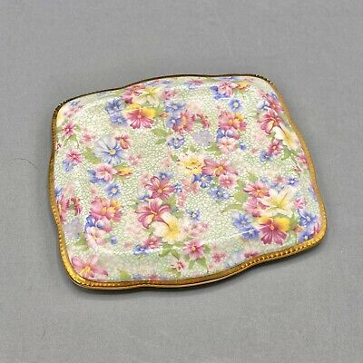 Royal Winton Chintz Tea Pot Stand ~ Marion Pattern • 34.99£