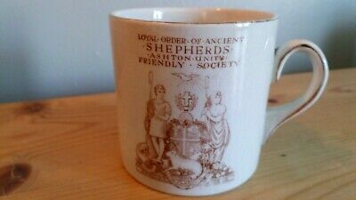 Grimwades Loyal Order Of Ancient Shepherds Centenary Cup, 1926 • 20£