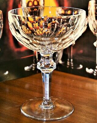 Waterford CURRAGHMORE (CUT)Saucer Champagne (Sherbert) Glasses 690/527 5 1/2  • 49.99£