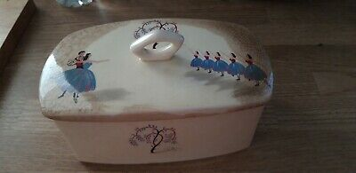Beswick Ballet Butter Dish Rare Collectable • 20£