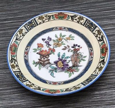 Minton For Mortlocks Ltd 24979 & Embossed To Rear Mintons Hand Painted Enamels • 24£