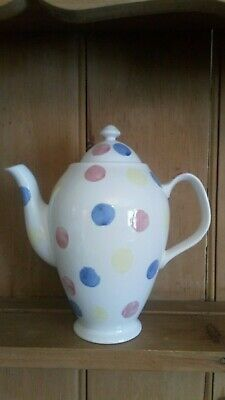 Buchan Pottery Newtown Coffee Pot, Great Condition • 25£