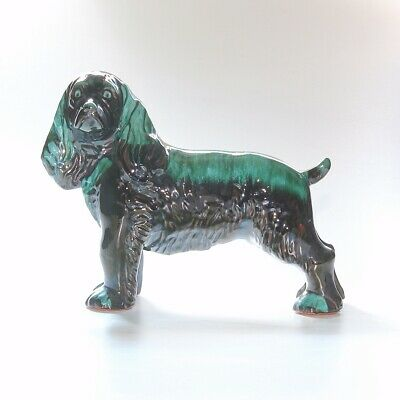 Blue Mountain Pottery, King Charles Spaniel Dog, Large, 13.5 Inches 34 Cm • 22£