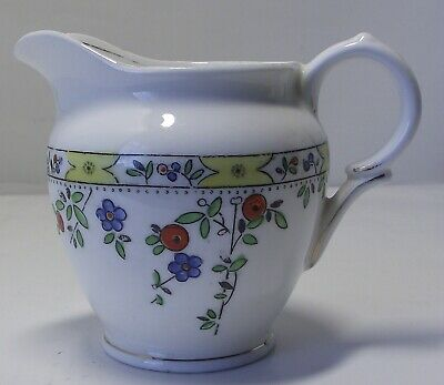 Small FLORAL JUG By SUTHERLAND CHINA 3.5 Inch High VINTAGE • 3£