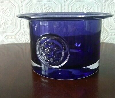 Dartington Amethyst Flower Bowl • 15£