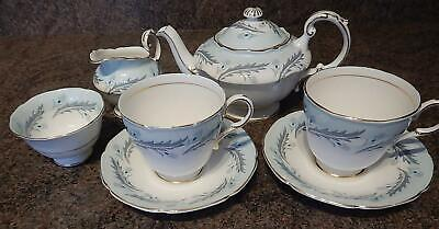 Paragon Tea For Two Set In The Harmony Pattern • 39.99£