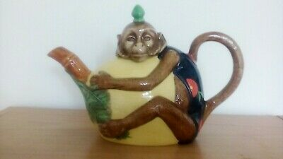 ** Minton Monkey Teapot Archive Collection • 98£