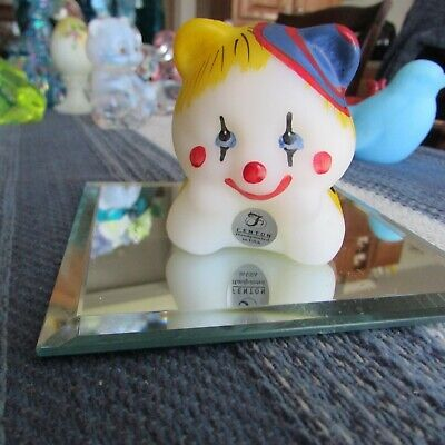 Beautiful Fenton Clown Bear   Numbered And Signed • 29.25£