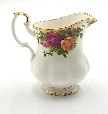 First Qualty Old Country Roses Royal Albert Porcelain China Milk Jug • 5.99£