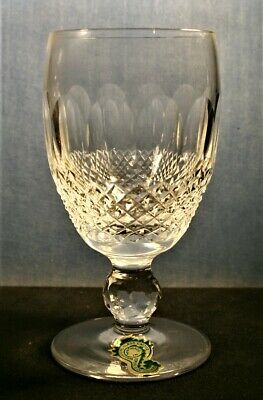 Waterford COLLEEN Short Stem White Wine  602/137 4 1/2  TOP QUALITY Signed • 16£