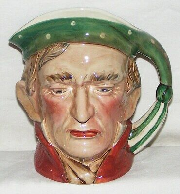 Beswick Ware - Scrooge Character Jug - Model 372 - C1954 - Very Good Condition  • 19.99£