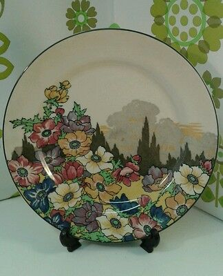 Beautiful Vintage 1930's Royal Doulton Decorative Plate (10) • 22£