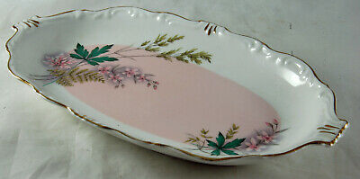 Queen Anne 'Louise' Oval Dish • 6£