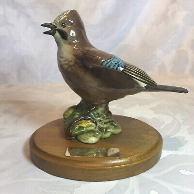 Royal Doulton John Smedley Commissioned Jay Bird Limited Edition • 35£