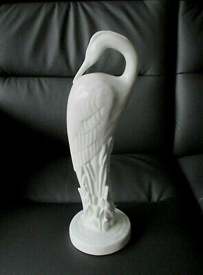 Rare Royal Doulton Images Of Nature Figure - Patience, Heron Hn 3533 - Perfect ! • 110£