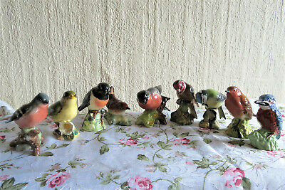 Superb Collection Of 9 Beswick Birds • 150£