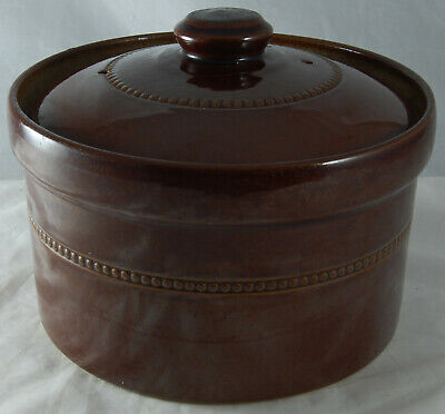 Pearsons Of Chesterfield Stoneware Casserole • 8£